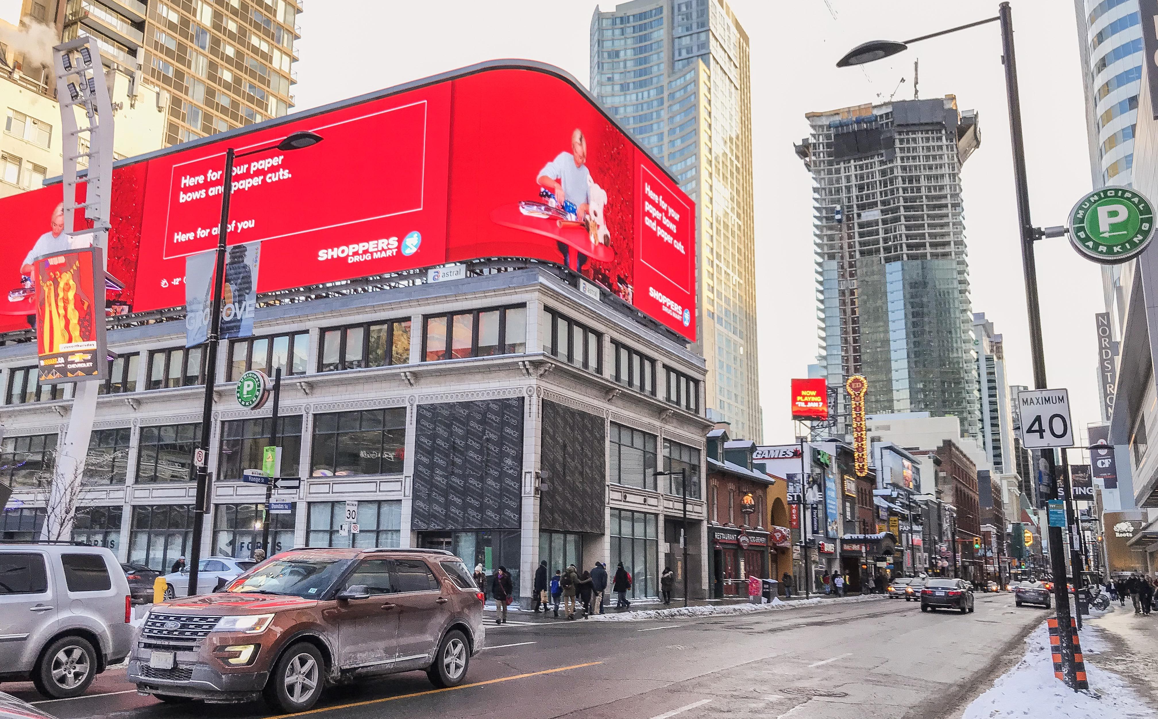 Yonge-Dundas Square_DownTown Toronto – Snippets of Suri
